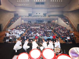 リリースライブツアーファイナル「Tutti」長崎公演