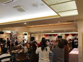 泉大津うお健「クリスマスディナーショー」