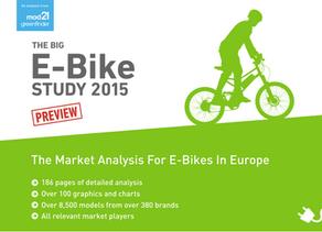 """Market Report """"E-Bikes in Europe"""""""