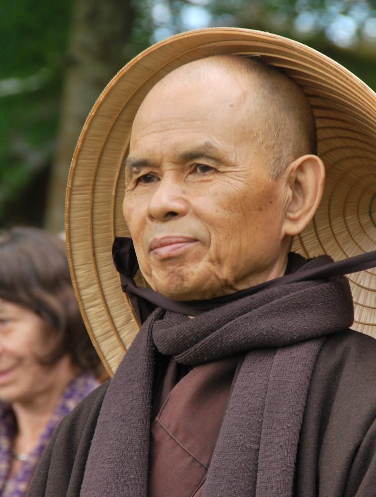 Thich Nhat Hanh, Plum Village, Frankreich