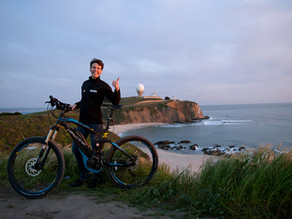 3,500 km on Electric Bikes across the Western USA and its most scenic Sites