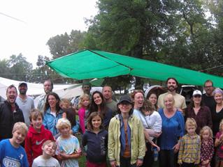 13 Boats & Bluegrass Festivals.  Lucky.