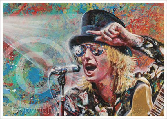 Tom Petty by Tom Noll www.tomnoll.com