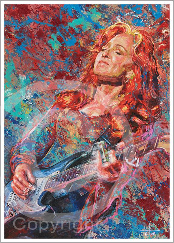 Bonnie Rait by Tom Noll www.tomnoll .com