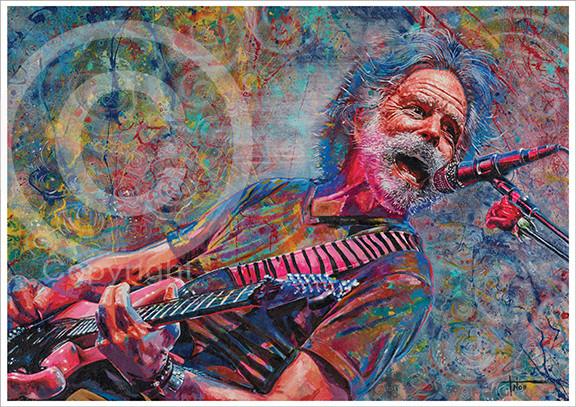 Bob Weir by Tom Noll www.tomnoll.com