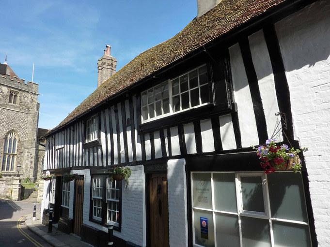 Swan House, Hastings Old Town