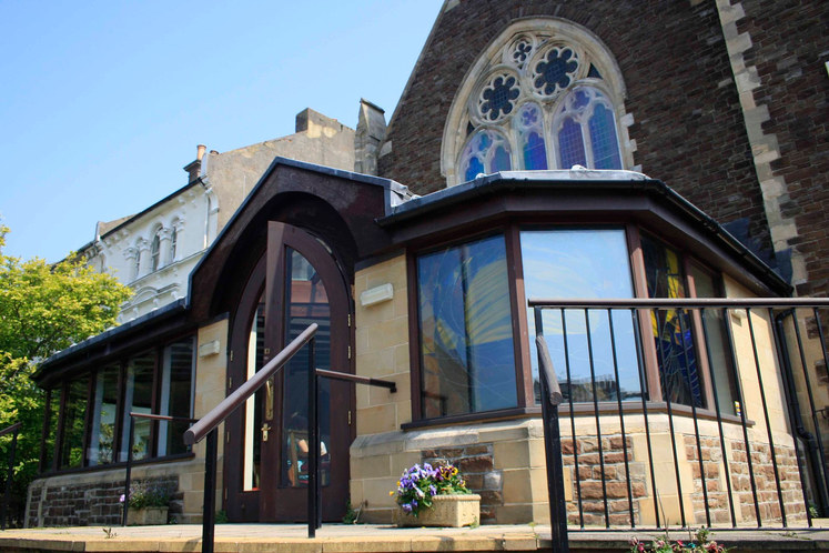 Park Road Methodist Church