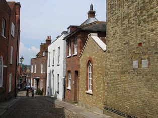 Temple House, Rye
