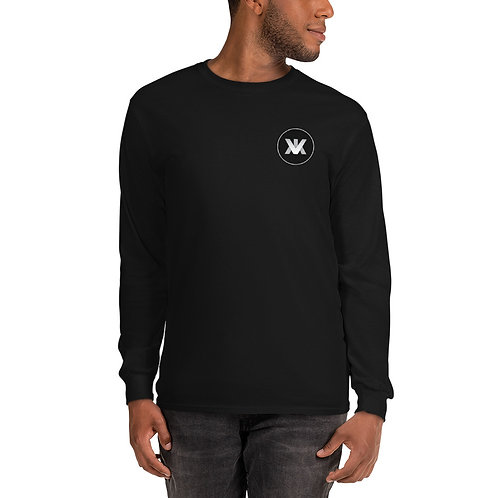 K.V.K. Athletics Men's Cotton Long Sleeve