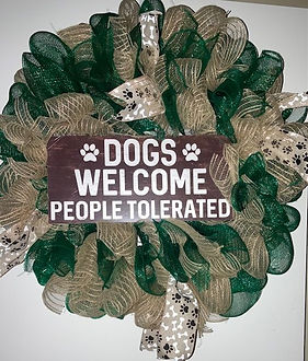 mesh dogs welcomed people tolerated 2021