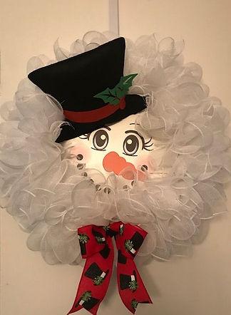 mesh snowman with bow.jpg