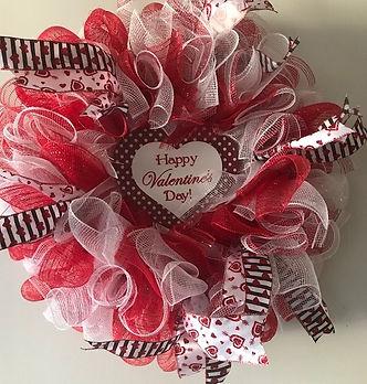 mesh valentine day at HL Sicklerville.jp