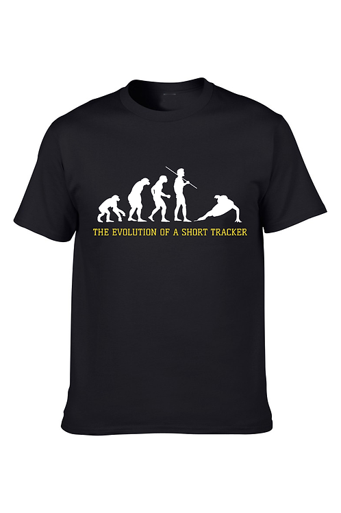 Evolution of a Short Tracker Tee