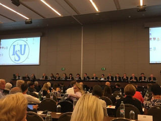 Nine new short-track events approved at ISU Congress