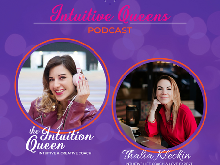 From corporate coach to intuitive and love expert for successful driven women, with Thalia Kleckin.