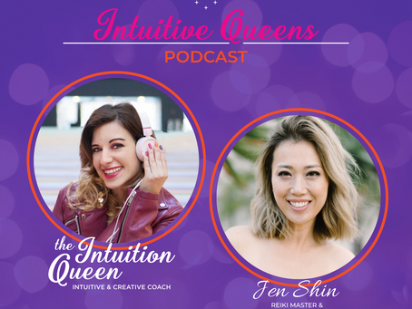 From a fear-based conception of God, to a more connected & expanded vision of religion with Jen Shin