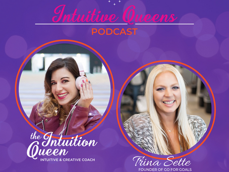 The importance of having an accountability partner to reach your goals, with Trina Sette.
