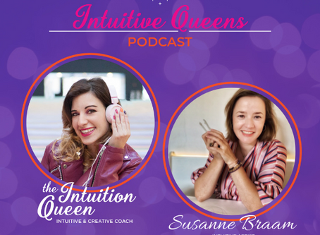 Creativity as a way to heal your pain with Susanne Braam.
