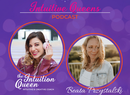 Let's talk about self love and moon cycle, with Beata Przystalski