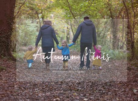 Autumn Photoshoots 2019