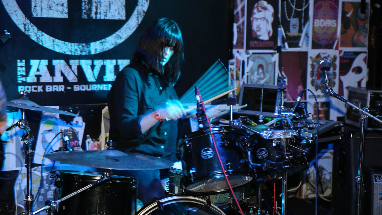 Abby Sedgwick - Drums