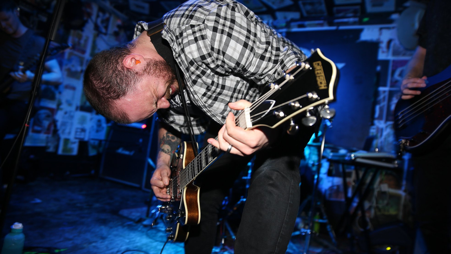 Adam Sedgwick - Guitar/Vocals