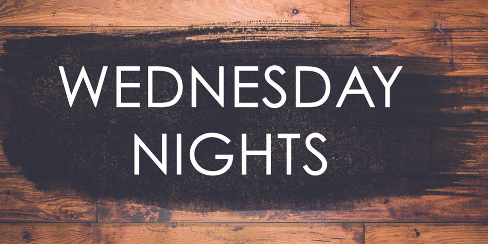 Wednesday Night Launch