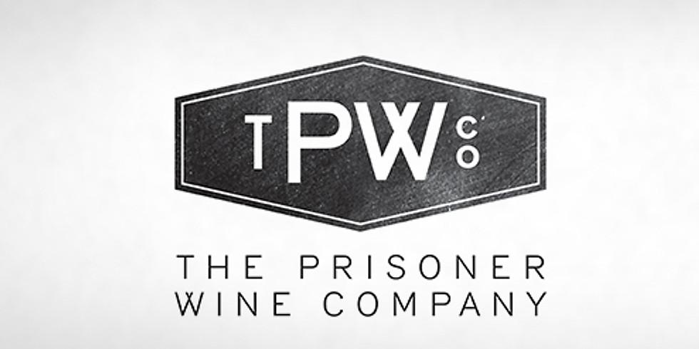 The Prisoner Wine Company Winemakers Dinner