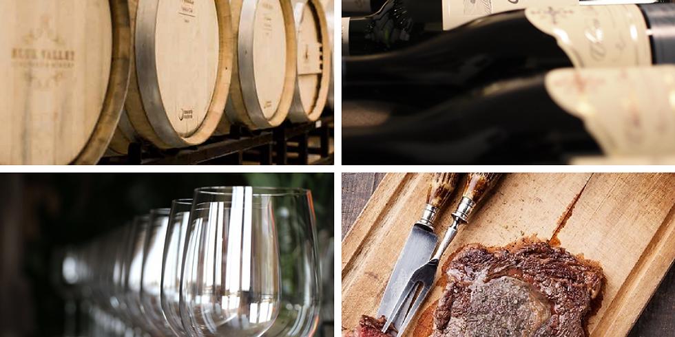 Wine Dinner Featuring Blue Valley Vineyard & Winery (1)