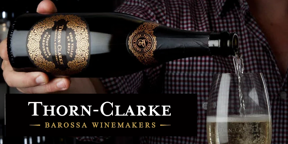 Thorn-Clarke Wine Makers Dinner at CRUSH