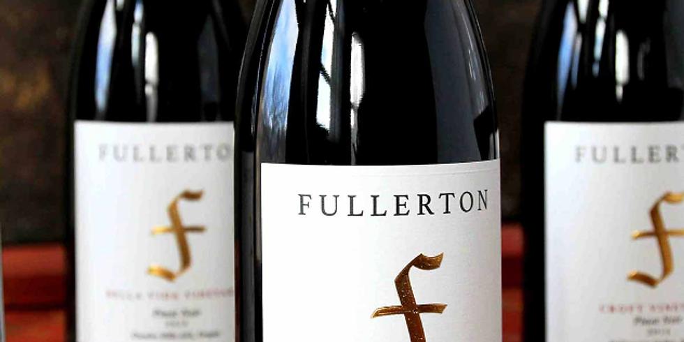 Fullerton Wines Winemaker's Dinner