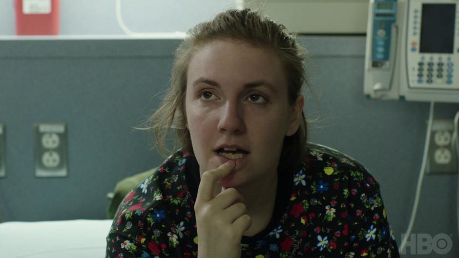 HBO GIRLS SEASON 6 EPISODE 4- PAINFUL EVACUATION