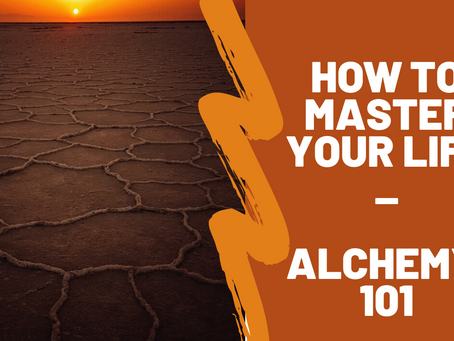 The Power of Peace of Mind |Alchemy 101 |