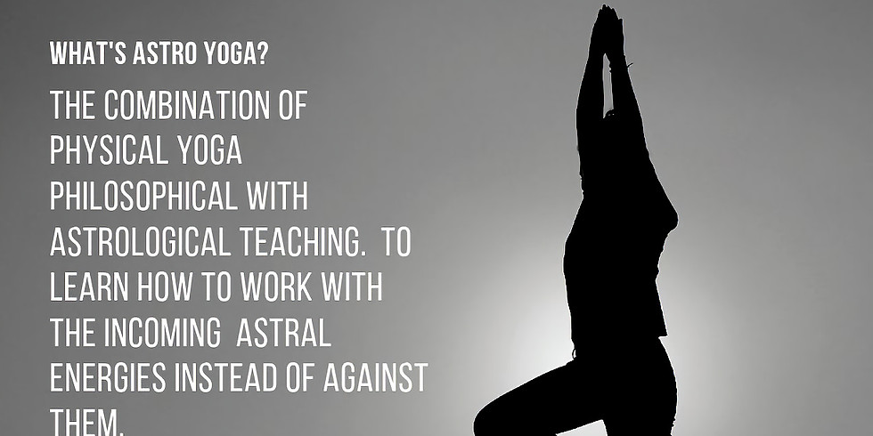 The Healing Girl Series Part 1: Astro-Yoga & Trees  (1)