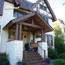 New Tudor Porch