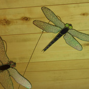 Dragonfly Moblile Detail