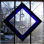 Small Beveled Panel