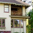 East Hillside House - Detail