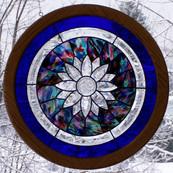 Round Beveled Panel