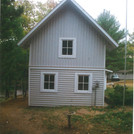 Wisconsin Cabin - End