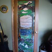 Landscape Door Panel
