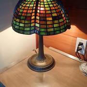 Spiderweb Lamp
