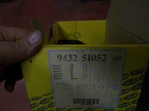7701499472 Motorino Avviamento Originale Magneti Marelli Renault