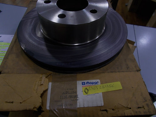 8303251156 kit 2 disco freno anteriori Originali Renault