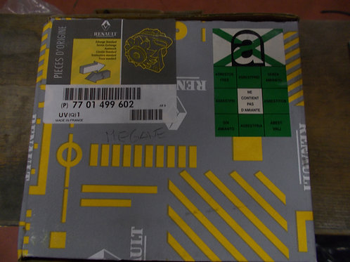 7701499602 Alternatore Originale Renault Nuovo
