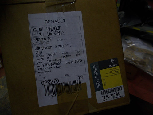 7700849037 Galleggiante + Pompa serbatoio Originale Renault nuovo