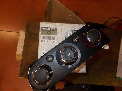 275102750R Quadro comandi climatizzatore Originale Renault