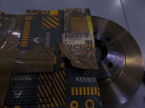 7701467954 1pz disco freno anteriore Originale Renault