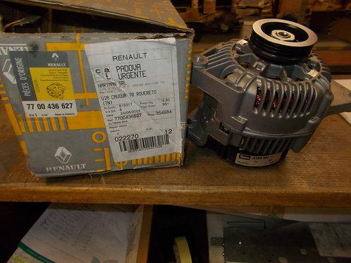 7700436627 Alternatore originale Renault