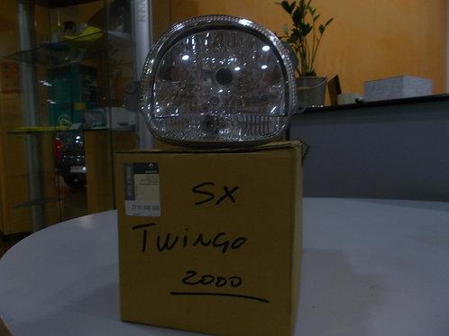 7701049686 Faro anteriore sinistro TWINGO 1 dal 2000 in poi